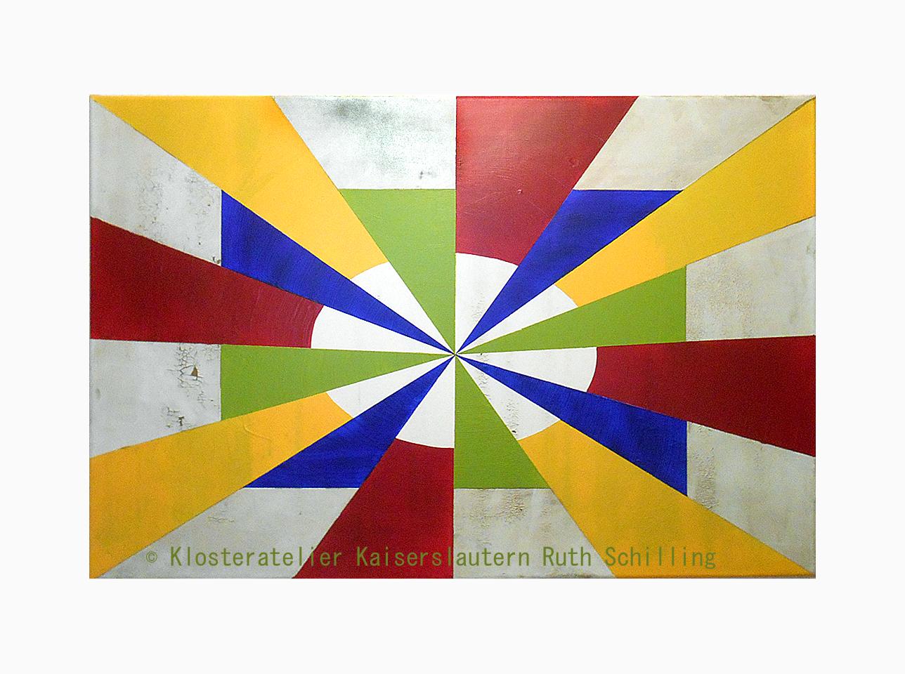 Klosteratelier Ruth Schilling Gemälde Quaronde